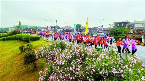 第二届白坭西江文创节 12天内吸引逾40万人次参与