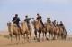 """""""腾格里沙漠特训营""""开营, 40余名美高梅娱乐官网小勇士向腾格里沙漠出发"""