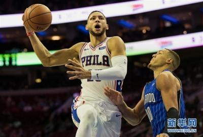 第三年出战NBA季前赛  龙狮男篮将挑战76人队