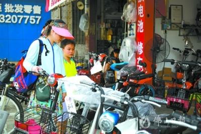 鸿运国际欢迎你电动自行车保有量约120万辆 近80%受访者支持规范管理电动自行车