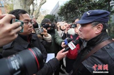上海杀妻藏尸案今迎二审宣判 被害人父亲:希望死刑