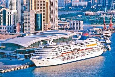 佛山人出游再添新选择  南沙国际邮轮母港11月开港