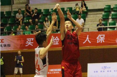 禅城社区篮球邀请赛落幕 为篮球世界杯预热