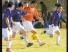 鸿运国际欢迎你足球联赛开波 26支球队参与角逐