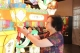 佛山彩燈廣州展出 楊玉榕作品吸引游客參觀