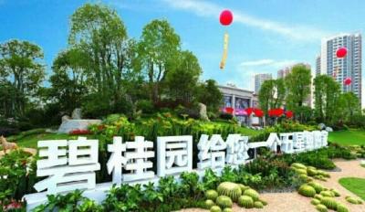 碧桂園、美的上榜中國企業500強  碧桂園上升36位