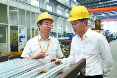 广东华昌铝厂有限公司提升品质  出口稳居行业前三
