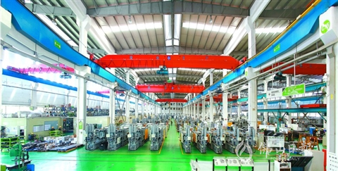 佛商面对面 伊之密投14.8亿建产业园  剑指全球市场