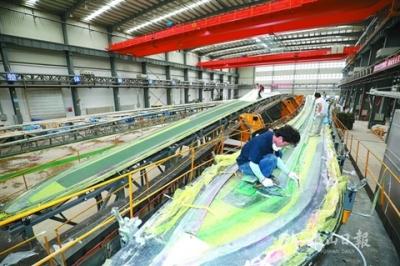 阳江风电装备合金材料产业齐头并进
