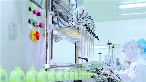 地方小厂成行业龙头  景兴产品占有率居国内市场前三