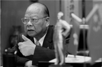原全国人大常委、香港金利来集团创办人曾宪梓去世