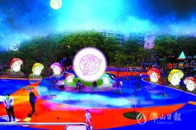 23個主題燈飾驚艷!桂城中秋燈會將亮相映月湖