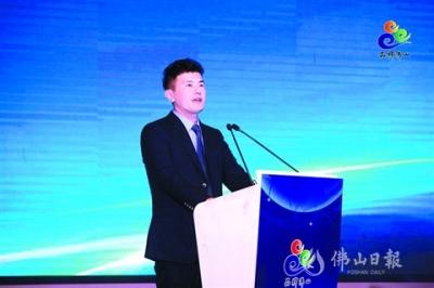 """中海商学研究院吴洋汶: """"品牌佛山""""强化企业品牌意识"""