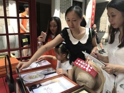 石湾酒厂:非遗手工艺展示传统文化活力