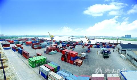 禅城设立进出口企业贷款风险补偿资金 最高1000万元