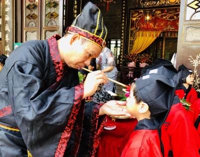 祖廟博物館:還原傳統儀式 傳承優秀文化