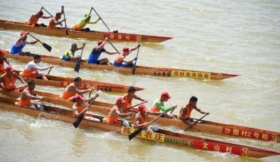 順德迎國家級賽事 首屆中國龍舟大獎賽11月2日~3日舉行