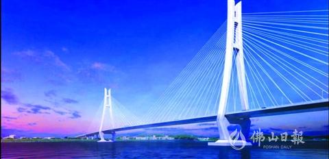 高明區區長梁耀斌帶隊督導調研重點交通工程建設