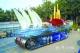 佛山制造為國慶盛典彩車護航
