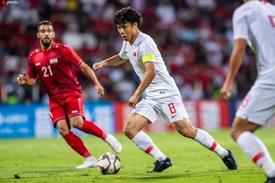 憾负!世预赛40强赛,中国1-2不敌叙利亚