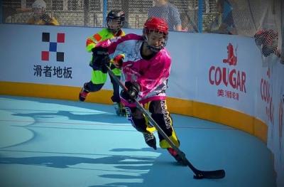 厉害了,冰球小子!佛山冰球小将省锦标赛夺冠
