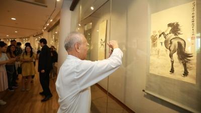 在佛山就能享受高端藝術盛宴!中國藝術邀請展了解一下