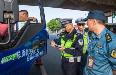禅城公安:开展五大会战 严查交通违法