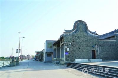 三水人口最多的自然村莘田村:百年古建话沧桑 红色往事动人心