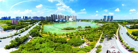 三水新城:八年建设造就城市新标杆?