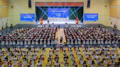 喜报!顺德职业技术学院获得8个全国奖项