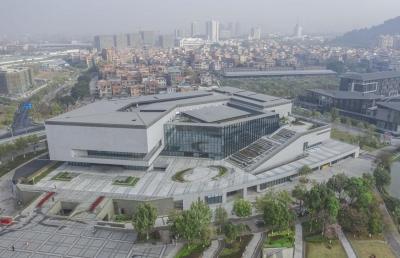 西樵:佛山千古情项目力争2021年春节前开业