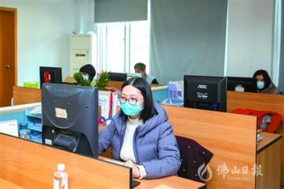禅城祖庙街道规上企业复工率达百分之百