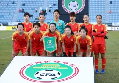 出师大捷!中国女足奥预赛首战6:1狂胜泰国