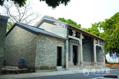 三水云東海歐南村:僑文化深厚 嶺南風韻濃