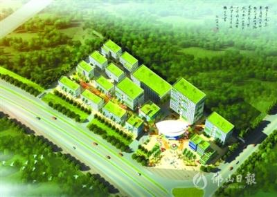 """将投近30亿元 三水云东海打造新城""""青和力"""""""