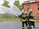 大雾岗森林公园消防演练举行,24小时值守严防森林火患
