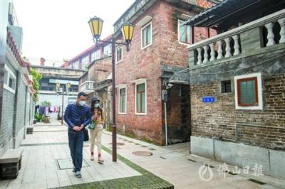 禪城老街新面貌 攪動濃濃街坊情