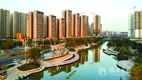 三水西南锦江路南侧地块即将竞拍,有望新添大型商业综合体