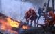 四川木里森林火災初步查明起火原因  點松針熏松鼠引發