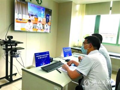 5G时代,高明推动智慧医院发展