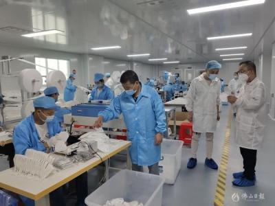 鞋廠轉產口罩,佛山這家外貿企業的自救之路能否成功?