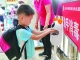 高明区45所幼儿园昨开园  洗手机器人上岗 萌娃首课学防疫