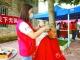 高明区荷城街道照明社区村级志愿服务总队成立