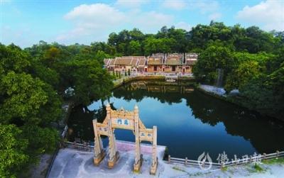三水新八景評選啟動 5條旅游精品線路發布