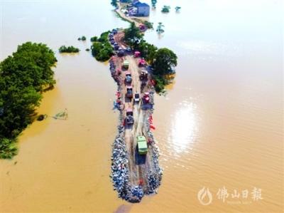 我國433條河流發生超警以上洪水
