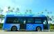 禪城新能源公交上路 綠色環保顏值高