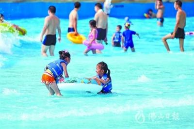 恢復跨省旅游業務又迎暑假旺季  高明景區做足迎客準備