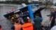 贵州安顺公交车坠湖  现已救援出18名受伤人员