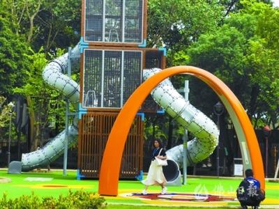 南海桂城计划三年投逾11亿元建设社区体育公园
