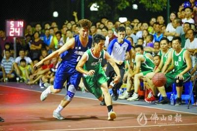 城市或乡村,健身公园就在家门口 高明群众体育事业蓬勃发展